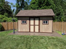 Shed Project