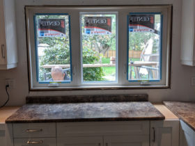 New Kitchen Windows